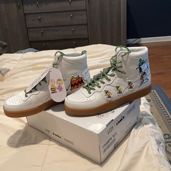 Diadora Shoes   Snoopy Sneakers Diadora